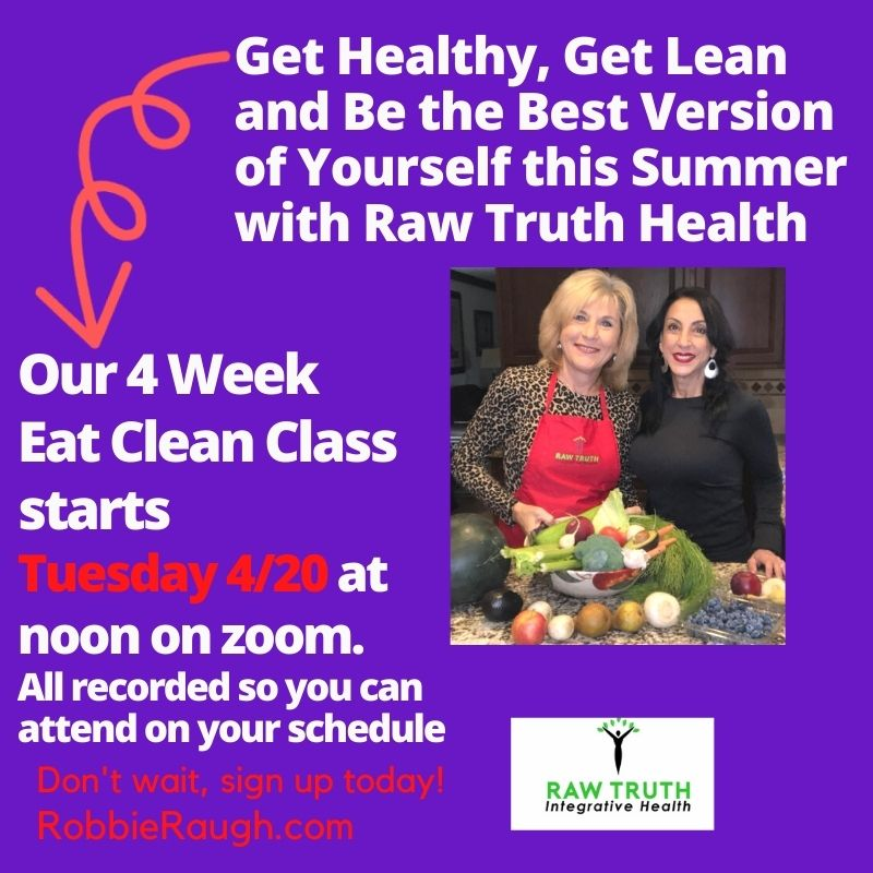 Eat Clean Healthy Eating Class